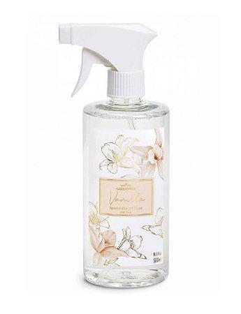 Greenswet Vanilla - Água Aromática 500ml