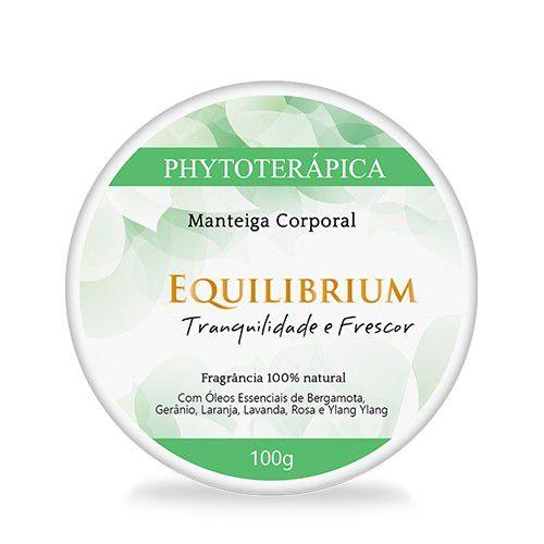 Phytoterápica Manteiga Desodorante Corporal Equilibrium 100g