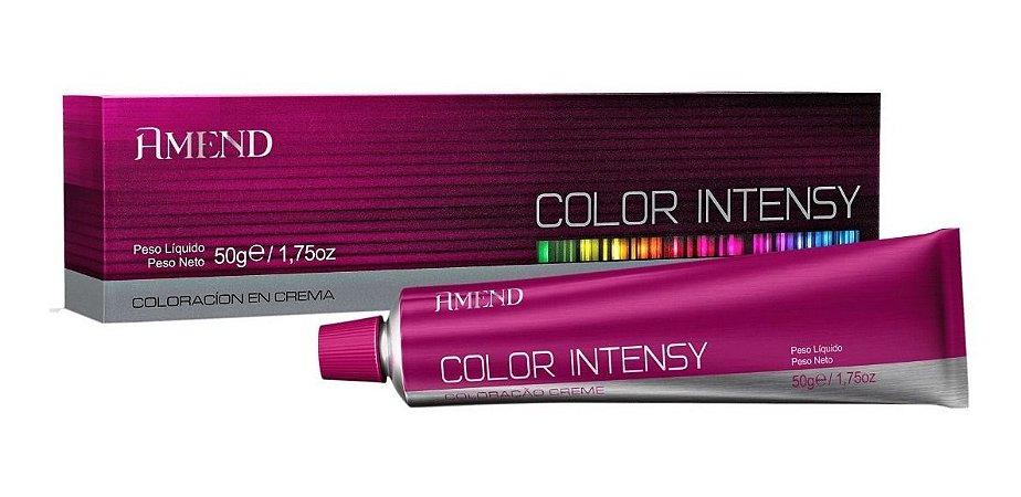 Amend Coloração Color Intensy 7.1 Louro Médio Acinzentado