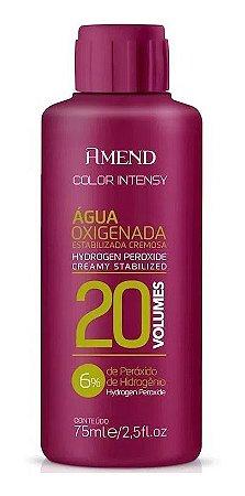 Amend Água Oxigenada Color Intensy 20 Volumes 75ml