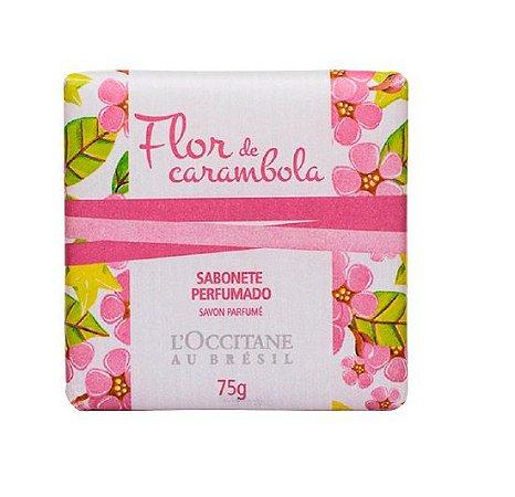 Loccitane au Bresil Sabonete Barra Flor de Carambola 75g