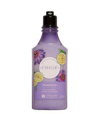 LOccitane au Bresil Shampoo Maracujá Cabelos Cacheados 300ml