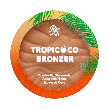 Kiss Tropicoco Pó Bronzer - Sombra e Água Fresca