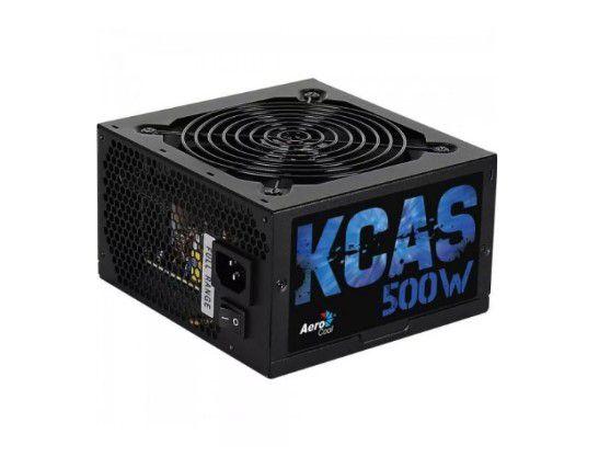 Fonte Aerocool 500W Kcas 80 Plus Bronze Atx Kcas-500W