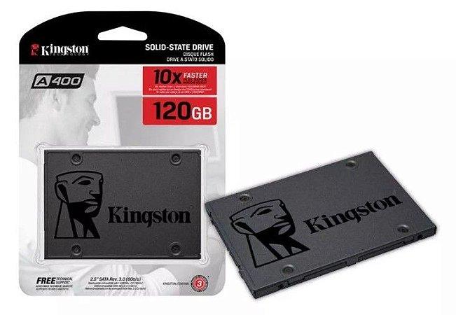 SSD Kingston A400 2.5 120GB Sata III 320MB