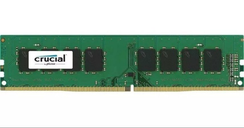 Memória Crucial 8Gb DDR4 2400Mhz