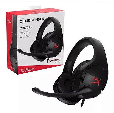 Headset Kingston Hyperx Cloud Stinger