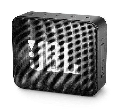 Caixa de Som Bluetooth JBL Go 2 Portátil Original - Várias Cores