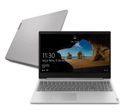 "Notebook Lenovo Core i7-8565U 8GB 1TB Placa de Vídeo 2GB Tela Full HD 15.6"" Windows 10 Ideapad S145"
