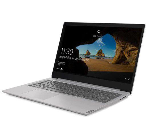 "Notebook Lenovo AMD Ryzen 5-3500U 12GB 1TB Tela 15.6"" Windows 10 Ideapad S145"