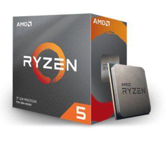 Processador AMD Ryzen 5 3600 Cache 32MB 3.6GHz(4.2GHz Max Turbo) AM4, Sem Vídeo