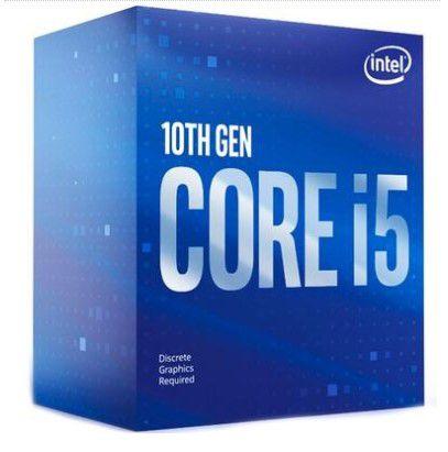 Processador Intel Core i5-10400F, Cache 12MB, 2.9GHz (4.3GHz Max Turbo), LGA 120