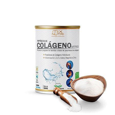 COLÁGENO ARTROS - MIN NUTRI - SABOR NATURAL