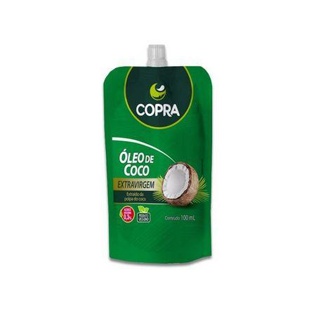ÓLEO DE COCO - 100ml - Pouch -  COPRA