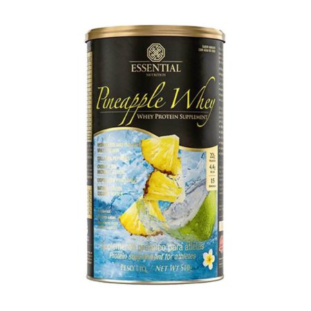 PINEAPPLE WHEY - LATA - ESSENTIAL NUTRITION