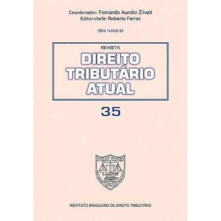 Revista Direito Tributário Atual v.35