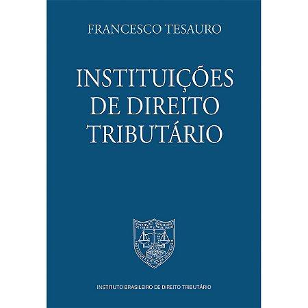Instituições de Direito Tributário