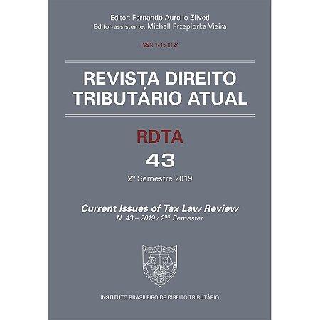 Revista Direito Tributário Atual v.43