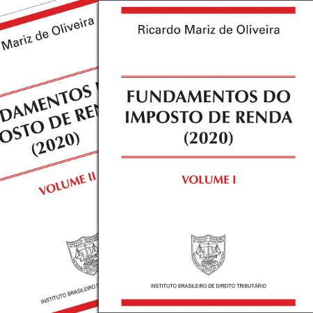 Fundamentos do Imposto de Renda (2020) v. I e II