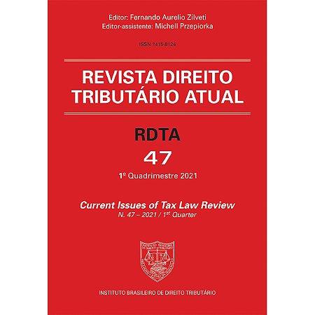 Revista Direito Tributário Atual v.47