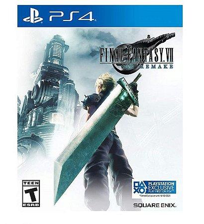 PS4 Final Fantasy: VII Remake - Square Remix