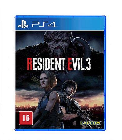 PS4 Resident Evil 3 - CAPCOM