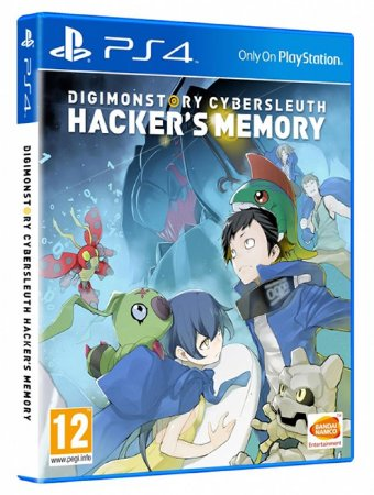 PS4 DIGIMONSTORY CYBERSLEUTH HACKERS MEMORY - BANDAI