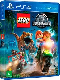 PS4 LEGO JURASSIC WORLD - WARNER BROS.
