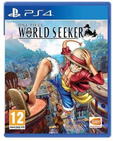 PS4 ONE PIECE WORLD SEEKER - BANDAI NAMCO