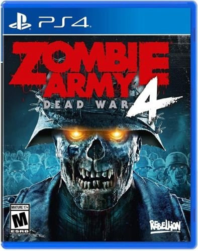 PS4 ZOMBIE ARMY 4 DEAD WAR - REBELION