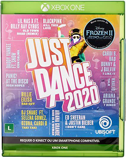 XBOX ONE JUST DANCE 2020 - UBISOFT