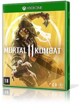 XBOX ONE MORTAL KOMBAT 11 - NETHEREALM STUDIOS