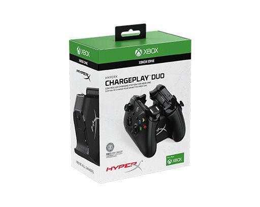 HYPERX CHARGEPLAY DUO XBOX HX-CPDUX-C