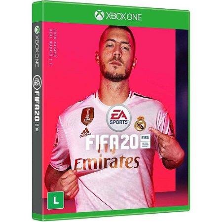 XBOX ONE FIFA 2020