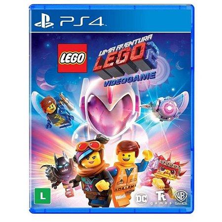 PS4 LEGO UMA AVENTURA LEGO 2 VIDEOGAME