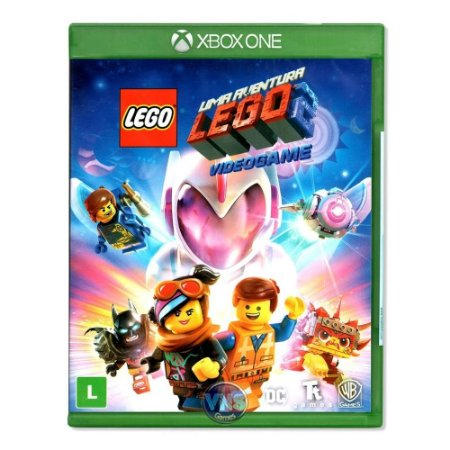 XBOX ONE LEGO UMA AVENTURA LEGO 2 VIDEOGAME