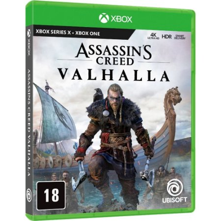 XBOX ONE ASSASSIN'S CREED VALHALLA