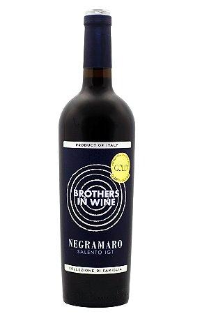 Vinho Tinto Brothers in Wine Negroamaro IGT