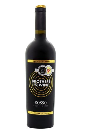 Vinho Tinto Brothers in Wine Rosso Salento IGT