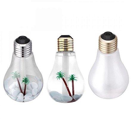 Lâmpada Umidificador De Ar Luminária Moderno