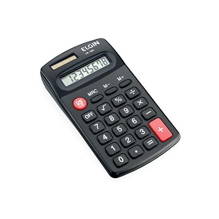 Calculadora De Bolso Elgin Cb1485 C/8 Dígitos