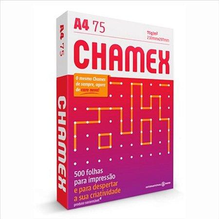 Papel Chamex 500F A4 75Gr