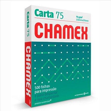 Papel Chamex 500F Carta 75Gr