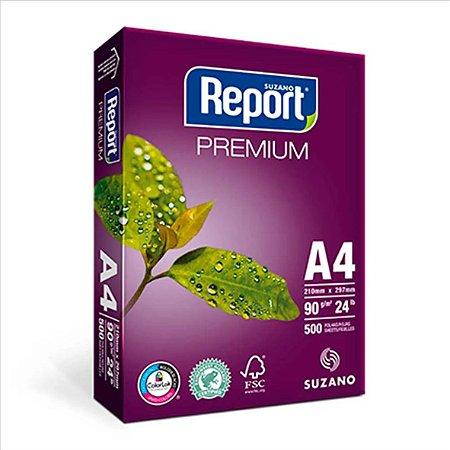 Papel Report 500F A4 90Gr