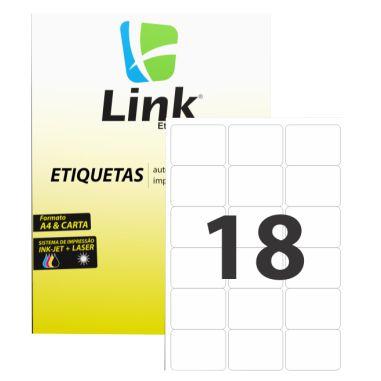 Etiqueta Link C/100 9009 (18) A4