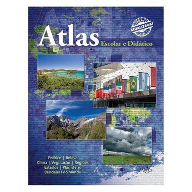 Atlas Geográfico Escolar e Didático DCL