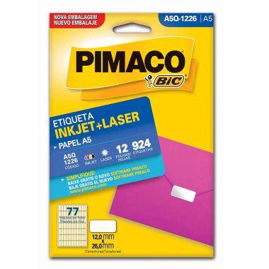 Etiqueta A5 Q1226 Pimaco