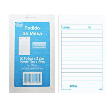Pedido De Mesa Tilibra Copiativo 154008