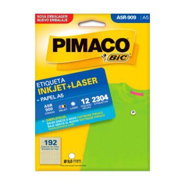 Etiqueta A5 R909 Pimaco