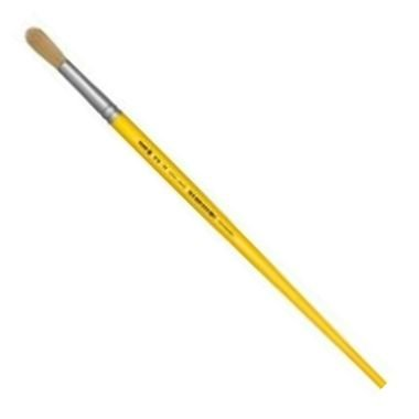 Pincel Redondo 14 Tigre Amarelo 816